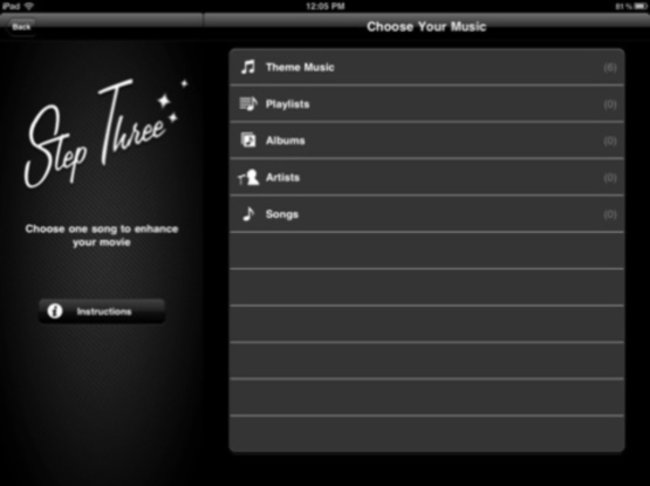 APP OF THE DAY: Videolicious review (iPad/iPhone) - photo 4