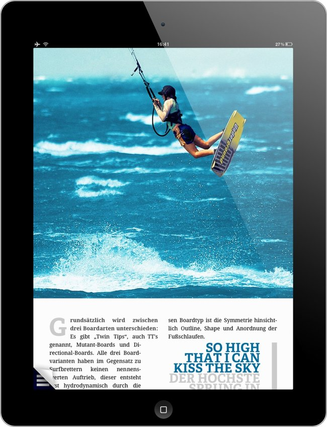 Aside HTML5 magazine: The future of publishing? - photo 4