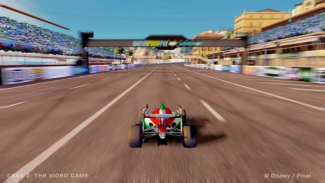 Cars 2: The Video Game hands-on - photo 4