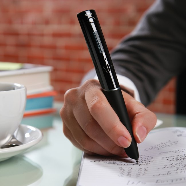 Livescribe Connect makes your notes and recordings social - photo 4