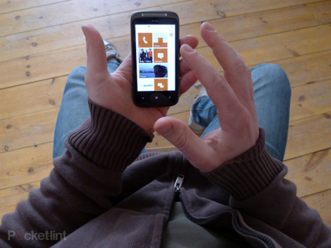 7 days living with...Windows Phone 7 - photo 1