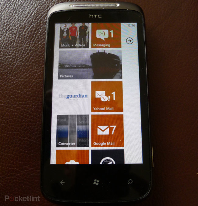 7 days living with...Windows Phone 7 - photo 3