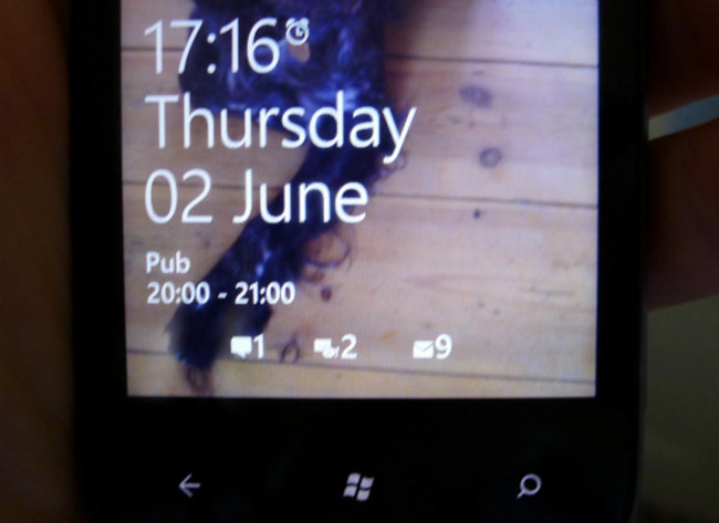 7 days living with...Windows Phone 7 - photo 6