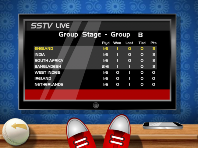 APP OF THE DAY: Stick Cricket (iPad) - photo 5