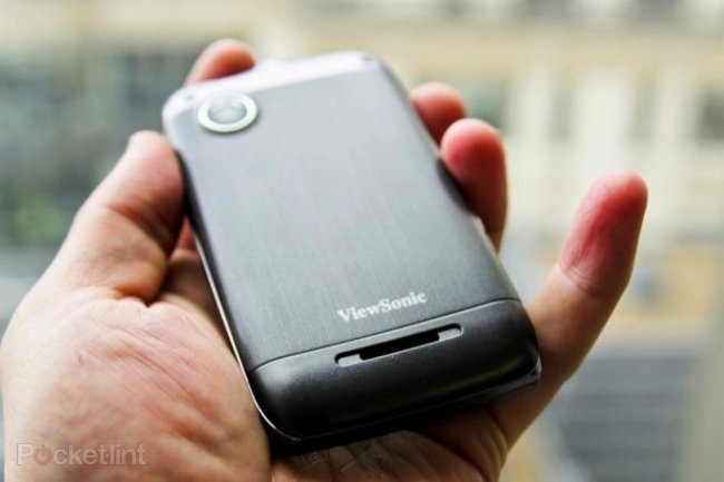 Viewsonic V350 dual-SIM phone design changed, we go hands-on - photo 1