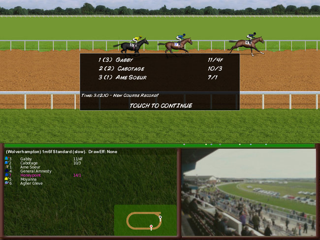 APP OF THE DAY: Starters Orders 4 review (iPad) - photo 12