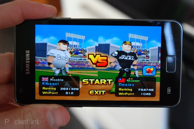 APP OF THE DAY: Homerun Battle 3D (Android & iOS) - photo 2