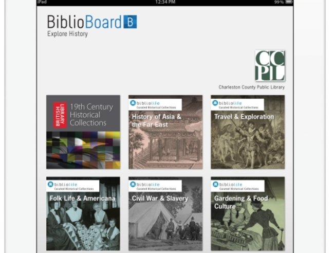 APP OF THE DAY: British Library 19th Century Historical Collection review (iPad) - photo 2