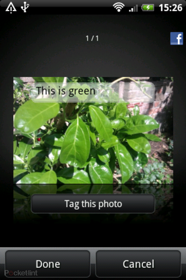 HTC Salsa: Facebook features explored - photo 17