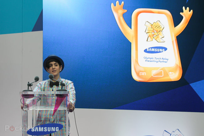 David Beckham helps launch Samsung's Olympic Games tech strategy - photo 11