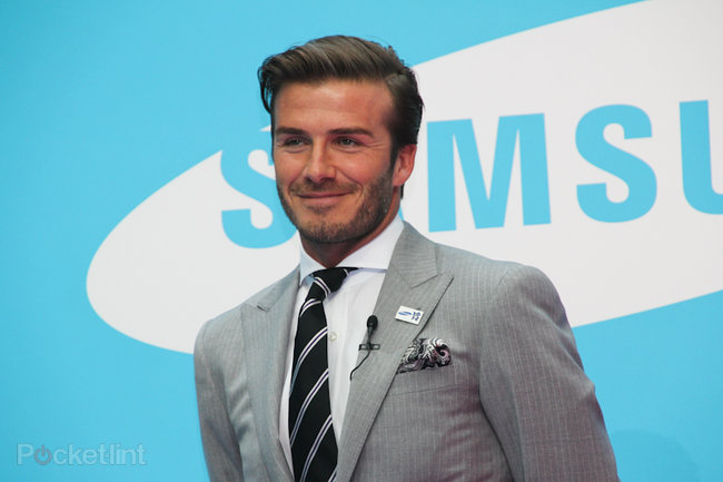 David Beckham helps launch Samsung's Olympic Games tech strategy - photo 3