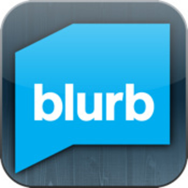 APP OF THE DAY: Blurb Mobile review (iPhone) - photo 3