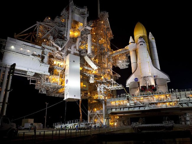 Space shuttle: the ultimate gadget - 30 years of service - photo 10