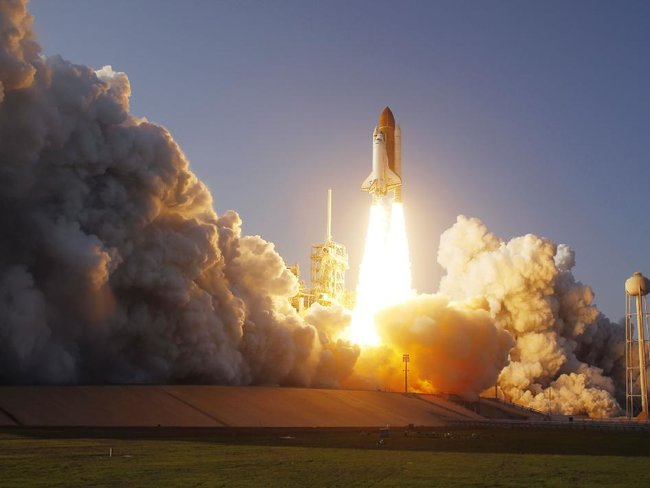 Space shuttle: the ultimate gadget - 30 years of service - photo 3