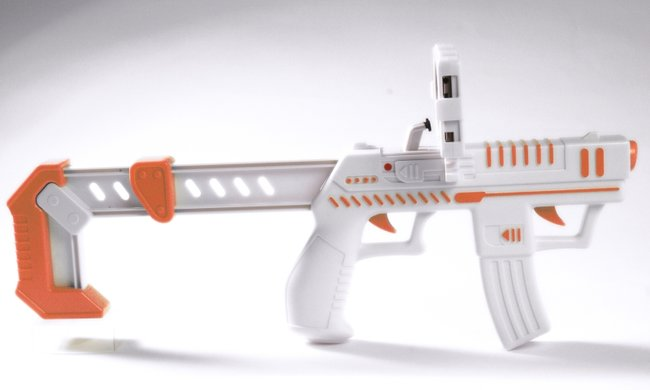 AppBlaster: The AR alien FPS for your living room  - photo 2