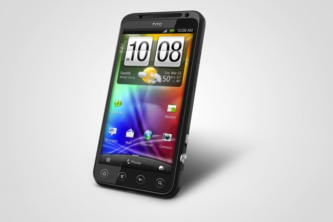 HTC EVO 3D coming to the UK in July to take on LG Optimus 3D   - photo 5