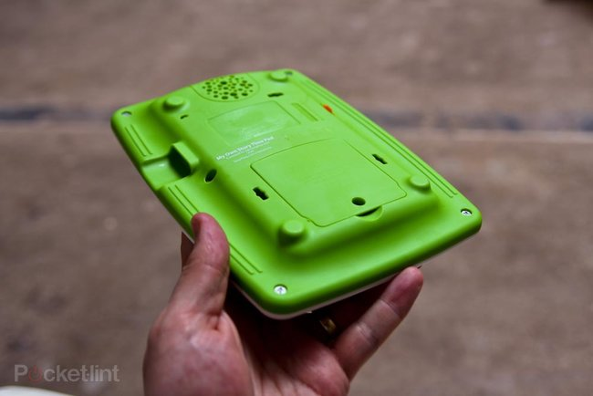 My Own Story Time Pad: LeapFrog's Kindle for kids - photo 3
