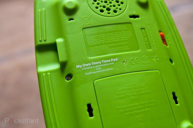 My Own Story Time Pad: LeapFrog's Kindle for kids - photo 9