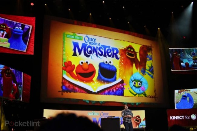 E3 Quick Play: Sesame Street Once Upon a Monster - photo 1