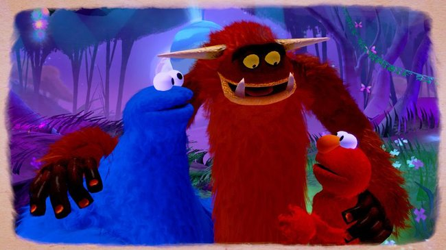 E3 Quick Play: Sesame Street Once Upon a Monster - photo 10