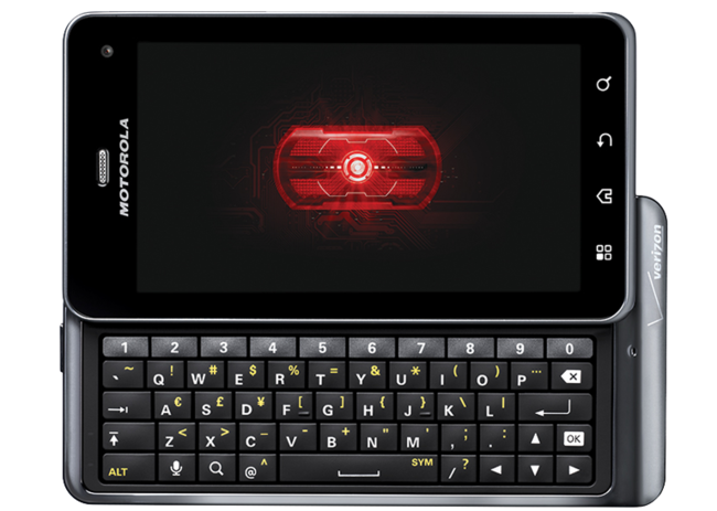 Motorola Droid 3 finally official - photo 2
