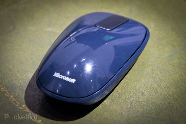 Microsoft Explorer Touch Mouse sneaks out - photo 2