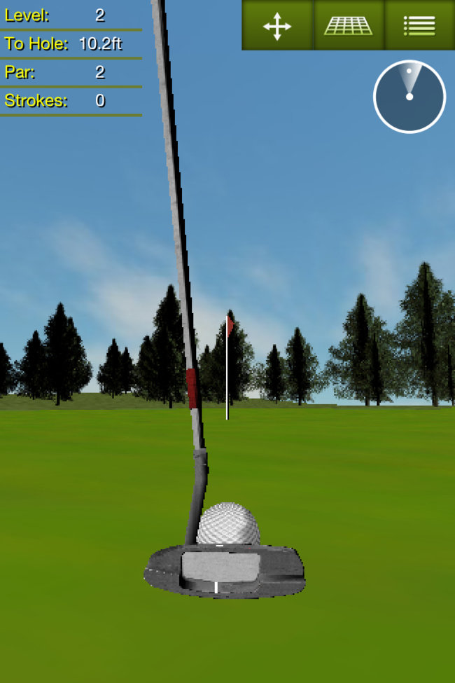 APP OF THE DAY: Puttluck review (iPhone) - photo 8