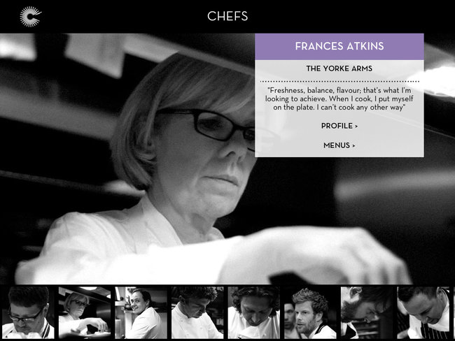 APP OF THE DAY: Great British Chefs - Recipes review (iPad / iPhone) - photo 12