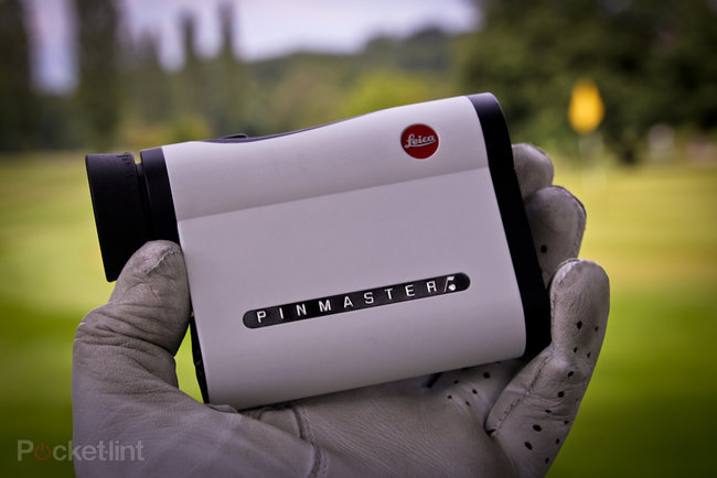 Leica Pinmaster II golf flag finder hands-on - photo 2