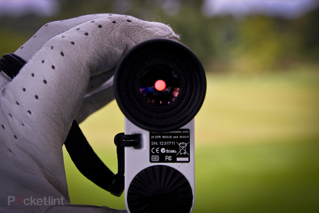 Leica Pinmaster II golf flag finder hands-on - photo 3