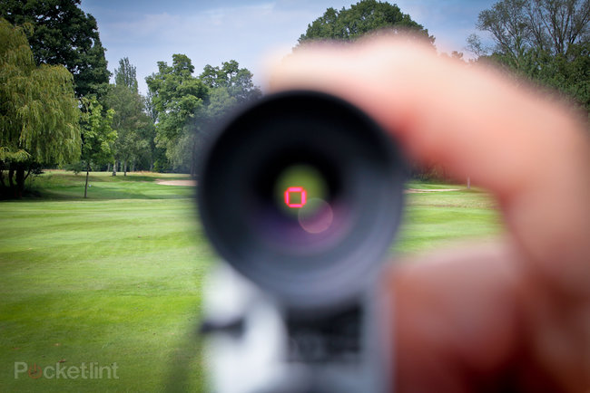 Leica Pinmaster II golf flag finder hands-on - photo 9