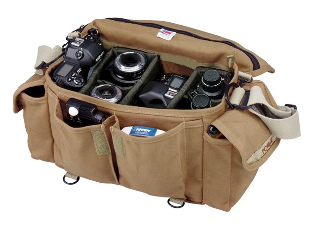 Best five camera bags for all occasions - photo 6