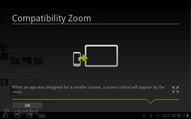 SD cards rejoice as Android 3.2 lands on Motorola Xoom   - photo 4