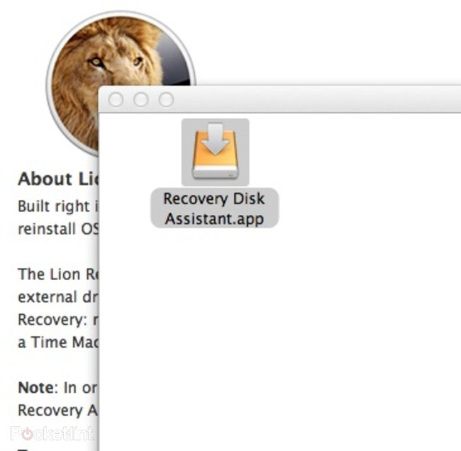 How to create an Apple Mac OS X Lion Recovery Disk - photo 2