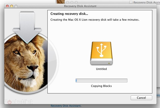 How to create an Apple Mac OS X Lion Recovery Disk - photo 6