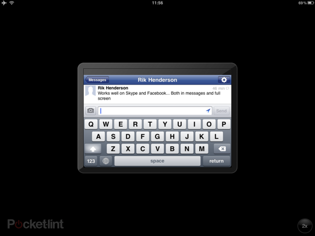 APP OF THE DAY: Facebook Messenger review (iOS) - photo 12