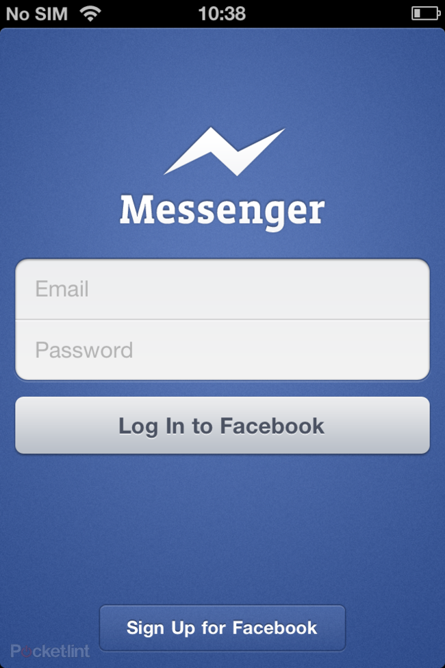 APP OF THE DAY: Facebook Messenger review (iOS) - photo 2