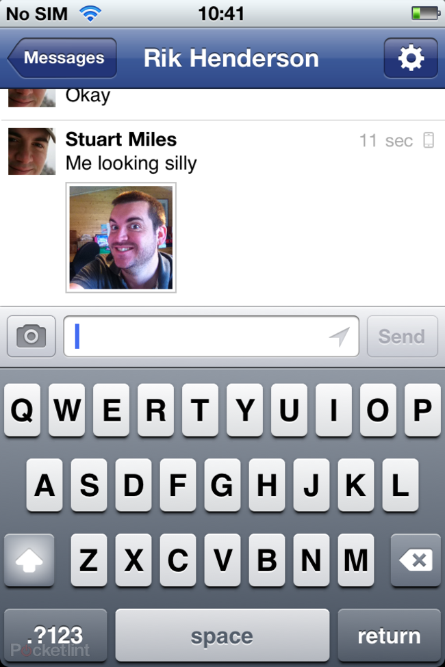 APP OF THE DAY: Facebook Messenger review (iOS) - photo 9