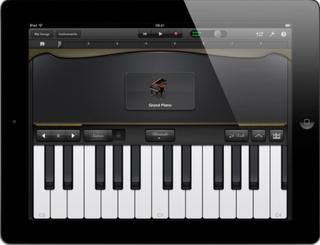 Best iPad apps for musicians - photo 1