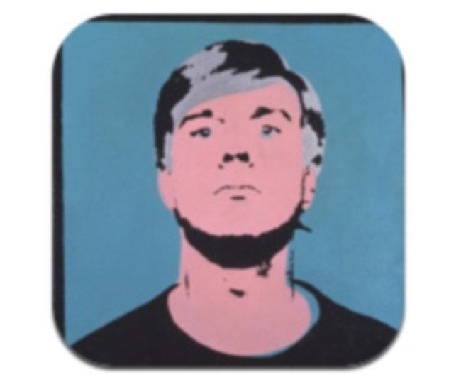 APP OF THE DAY - The Warhol: D.I.Y. POP (iPhone) - photo 1