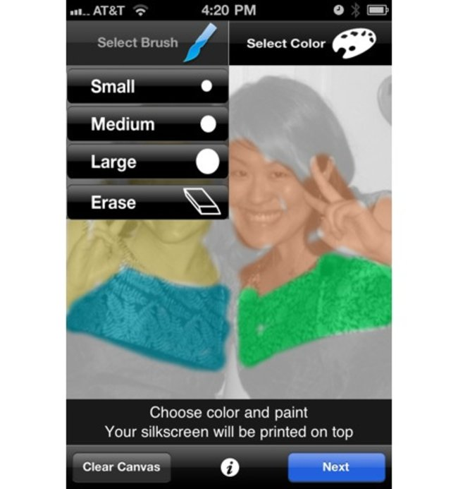 APP OF THE DAY - The Warhol: D.I.Y. POP (iPhone) - photo 3