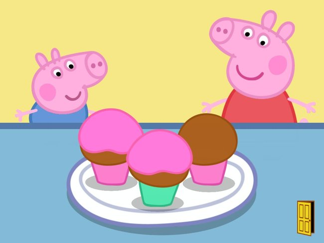 APP OF THE DAY: Peppa Pig's Party Time review (iOS) - photo 13