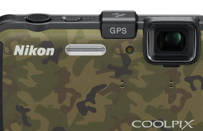 Nikon Coolpix AW100 rugged camera breaks cover - photo 13