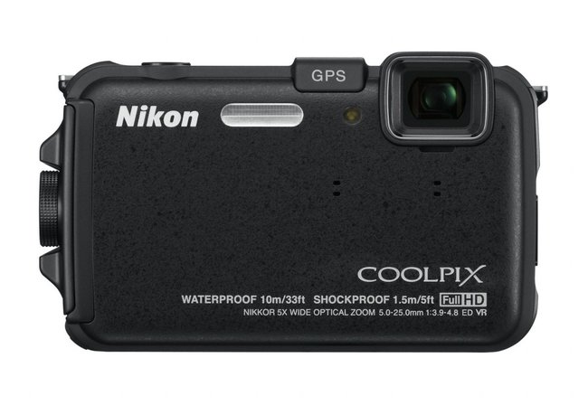 Nikon Coolpix AW100 rugged camera breaks cover - photo 2