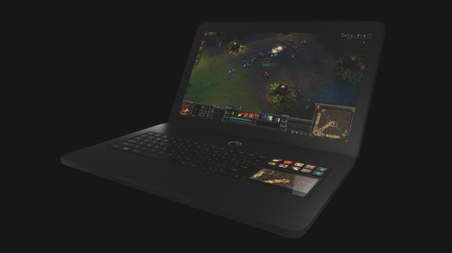 Razer takes on Alienware with Razer Blade gaming laptop - photo 12