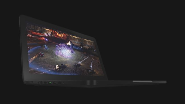 Razer takes on Alienware with Razer Blade gaming laptop - photo 7
