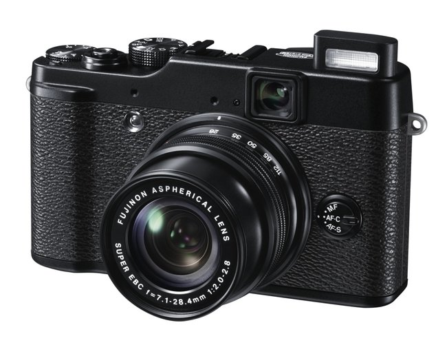 Fujifilm X10 zooms in - photo 2
