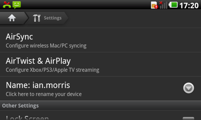 APP OF THE DAY: doubleTwist with AirSync review (Android) - photo 2