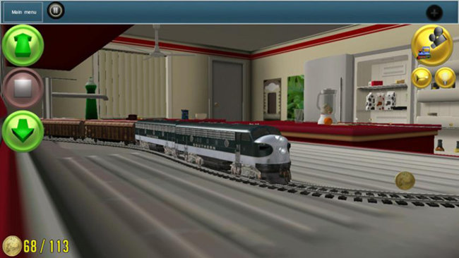 APP OF THE DAY: My First Trainz Set review (Android) - photo 2