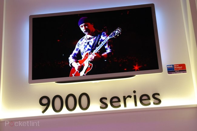 Philips claims the fastest LED TVs in the world - photo 2